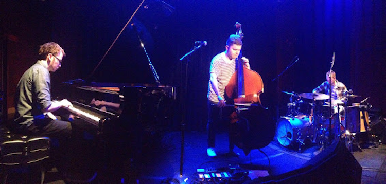 GoGo Penguin panorama